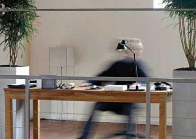 Bürobegrünung