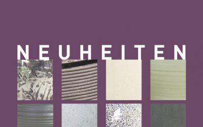 Neue Kataloge – jetzt online