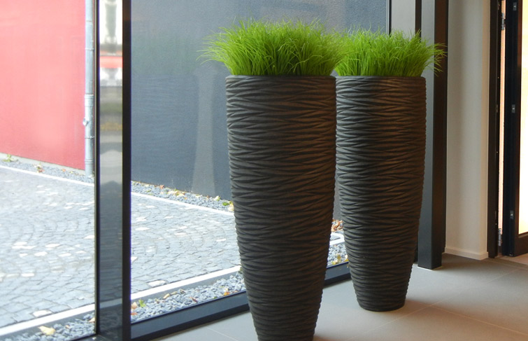 Vertikale Pflanzenwand, akzente raumbegrünung