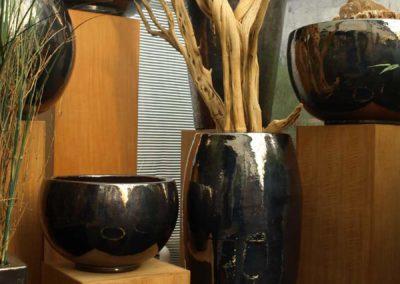 Keramikgefaesse Innenraumbegruenung