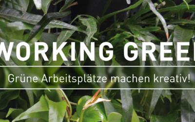 WORKING GREEN