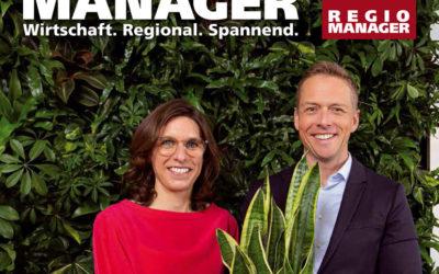 Unser grünes Portrait im Mittelstandsmagazin